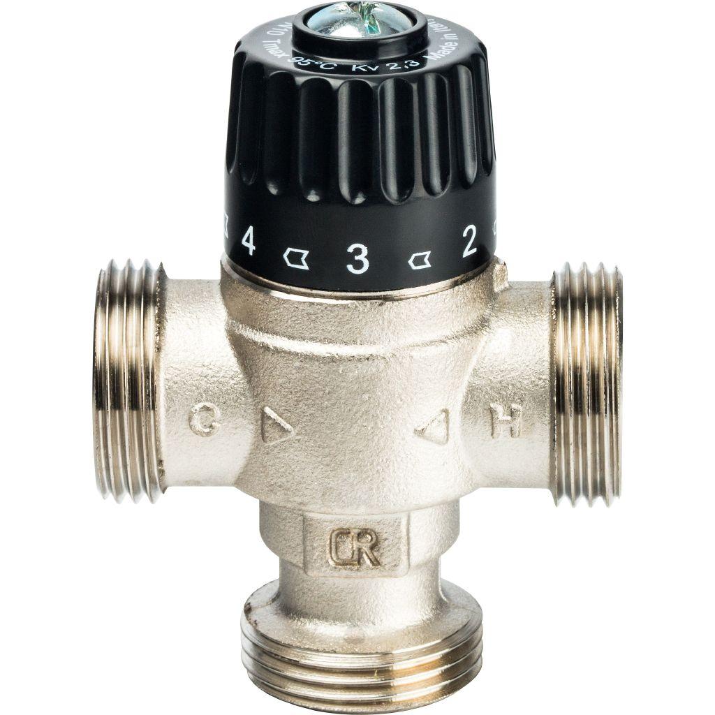 Термостатические смесители для водоснабжения и отопления